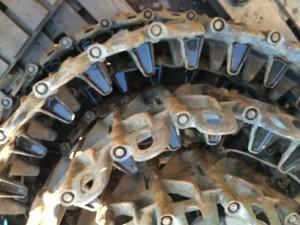 71-3209002-03 Гусеница кованая короткая
