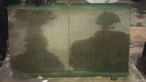 8.02.019 Радиатор масляный